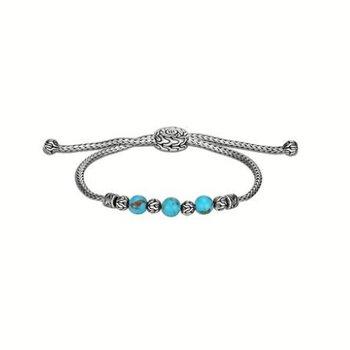 Classic Chain Pull Through Bracelet