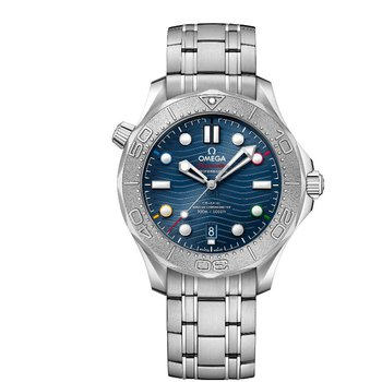 """SEAMASTER DIVER 300M CO-AXIAL MASTER CHRONOMETER 42 MM """"BEIJING 2022"""""""