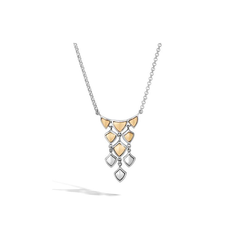 JOHN HARDY Naga Cascading Scales Necklace