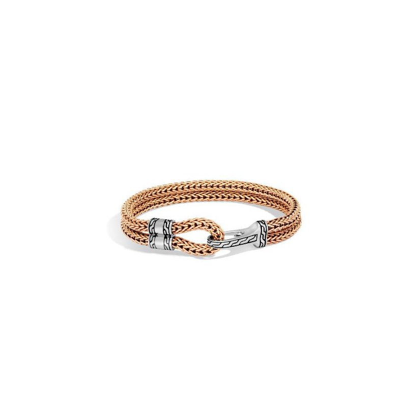 JOHN HARDY Classic Chain Hook Clasp Bracelet