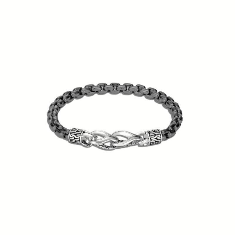 JOHN HARDY Asli Box Chain 6MM Bracelet