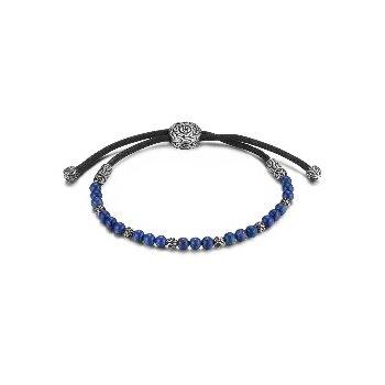 Classic Chain Pull Through Bead Bracelet