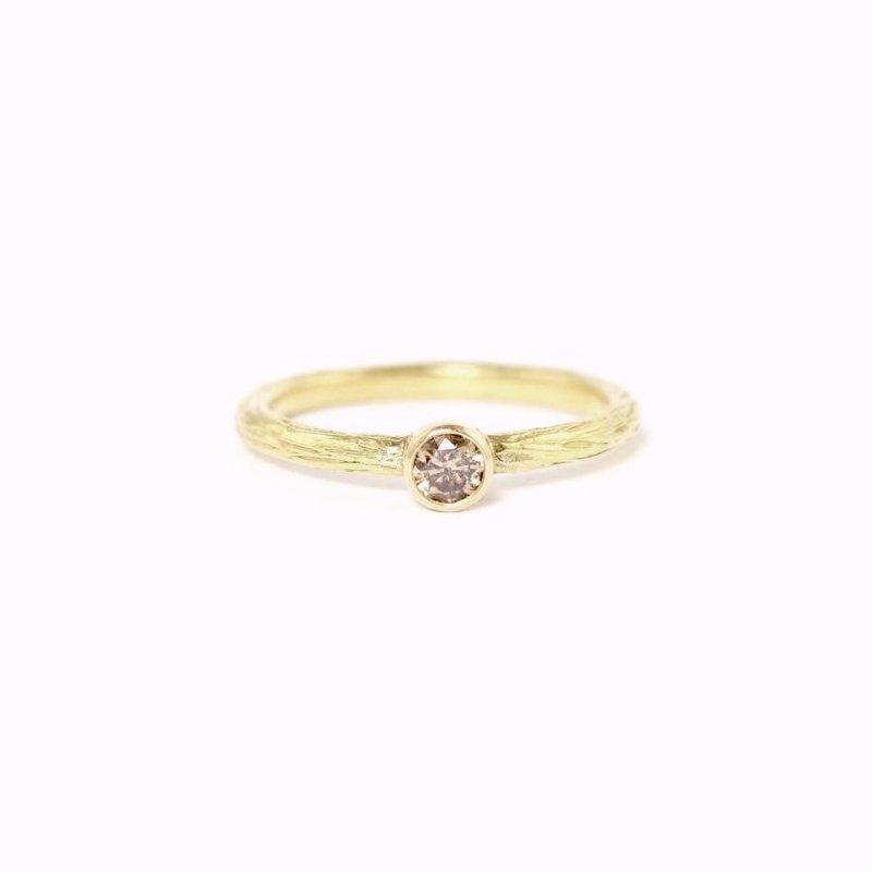 Sarah Graham SARAH GRAHAM COGNAC DIAMOND RING