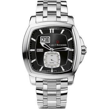 PRE-OWNED CARL F. BUCHERER Patravi Evo Tec BigDate Watch