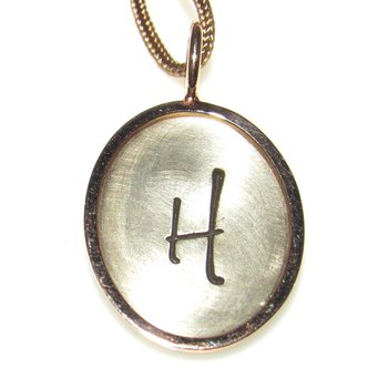 HEATHER B. MOORE - INITIAL H CHARM