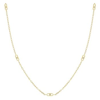 MICHAEL M STREAMLINED NECKLACE