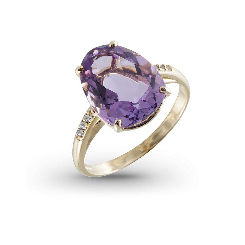 Vianna Brazil Amethyst Ring