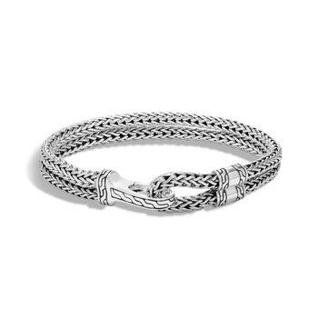 Classic Chain Hook Clasp Bracelet