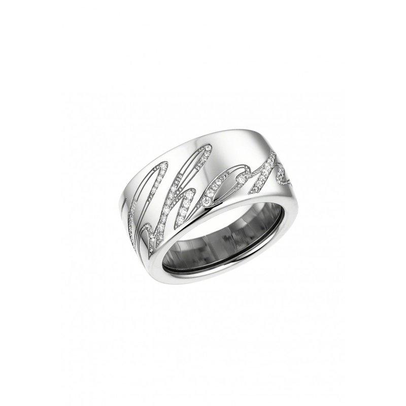 Chopard CHOPARD Chopardissimo 18K  Diamond Ring