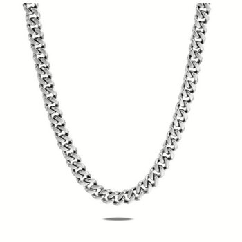 Curb Chain 7MM Necklace