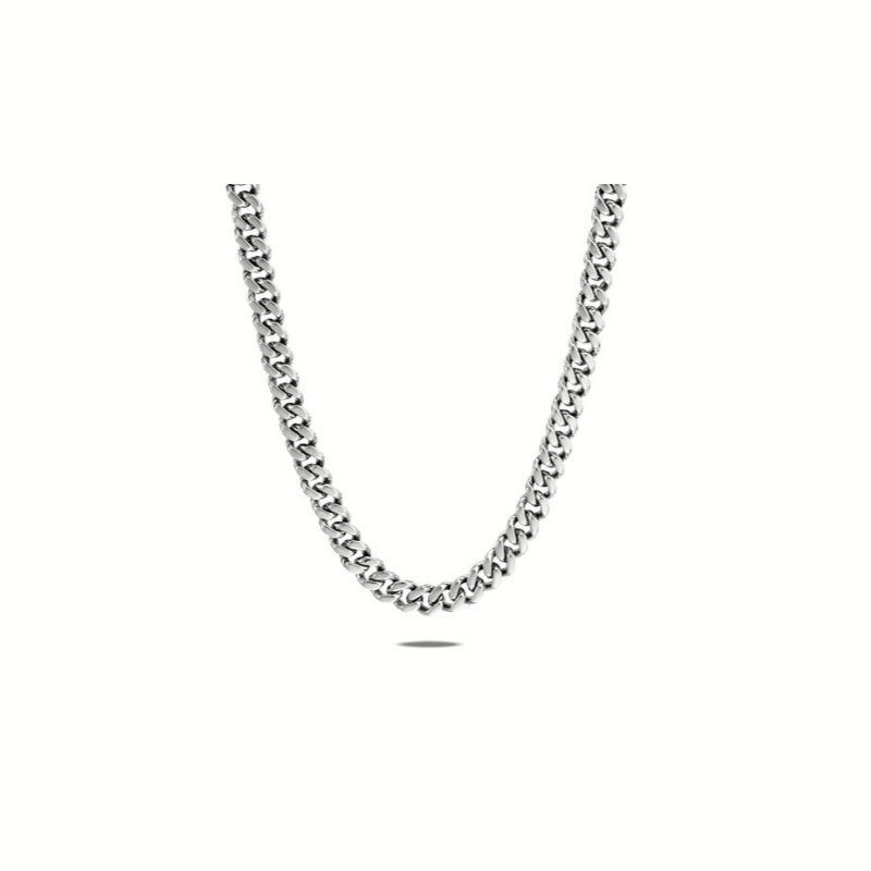 JOHN HARDY Curb Chain 7MM Necklace