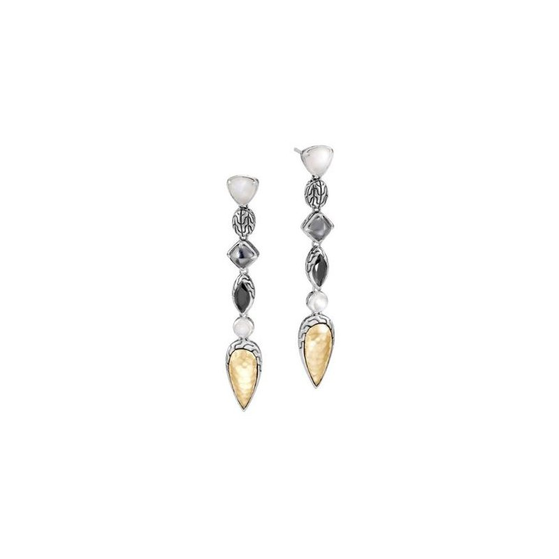 JOHN HARDY Classic Chain Linear Earring