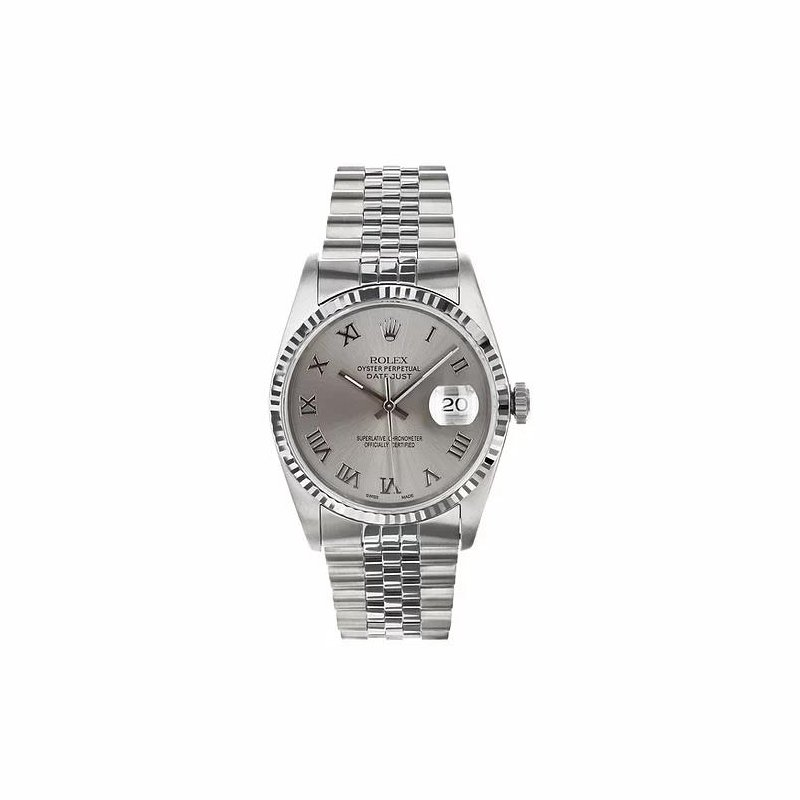 Pre-Owned Luxury Watches PRE-OWNED ROLEX DATEJUST JUBILEE