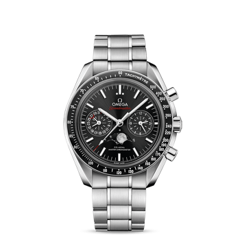 SPEEDMASTER MOONPHASE CO-AXIAL MASTER CHRONOMETER MOONPHASE CHRONOGRAPH 44.25MM