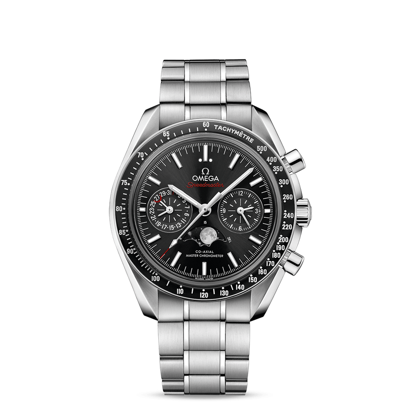 Omega SPEEDMASTER MOONPHASE CO-AXIAL MASTER CHRONOMETER MOONPHASE CHRONOGRAPH 44.25MM
