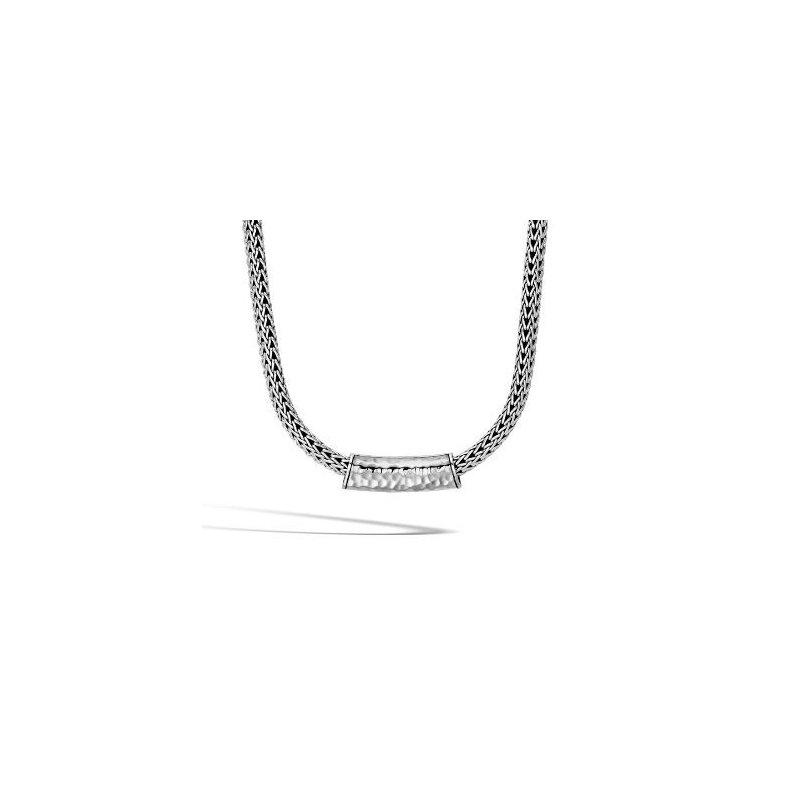 JOHN HARDY Classic Chain Hammered Pendant