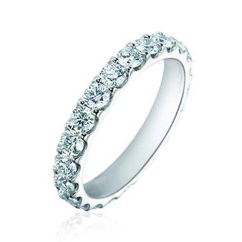 MEMOIRE ODESSA DIAMOND ETERNITY BAND