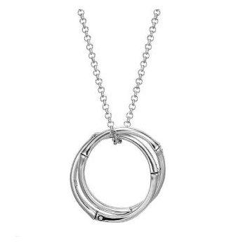 Interlinking Pendant Necklace