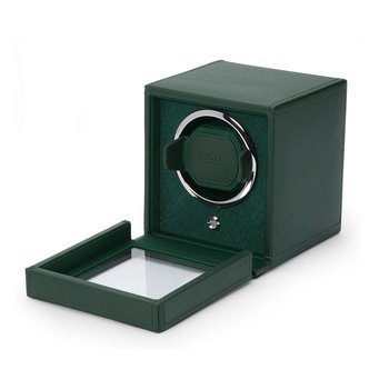 CUB WINDER WITH COVER - GREEN