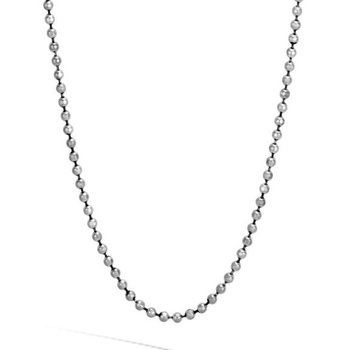 Classic Chain Ball Necklace