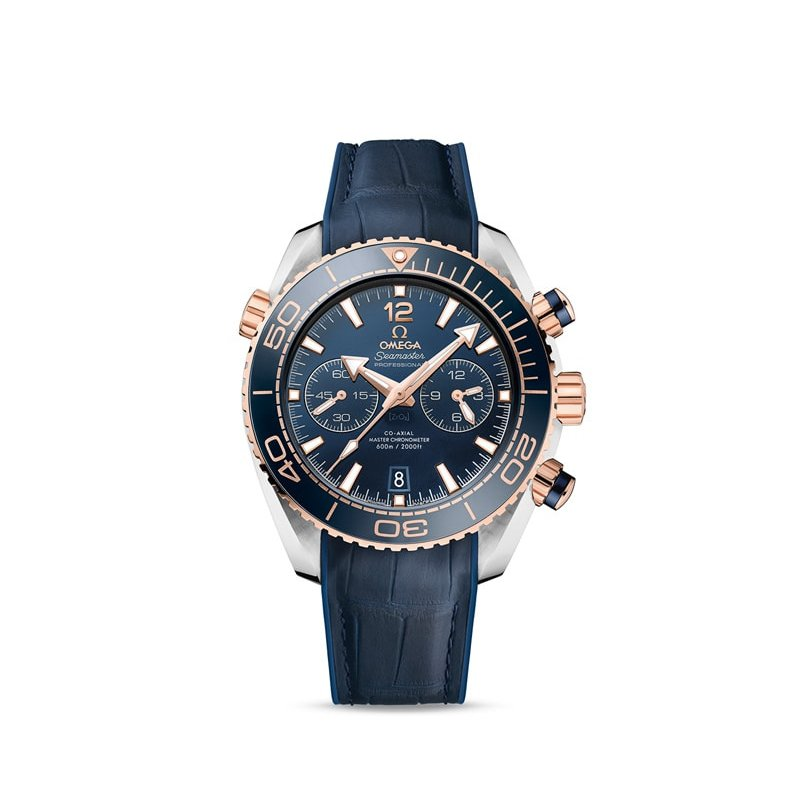 Pre-Owned Luxury Watches SEAMASTER PLANET OCEAN 600M CO-AXIAL MASTER CHRONOMETER CHRONOGRAPH 45.5 MM