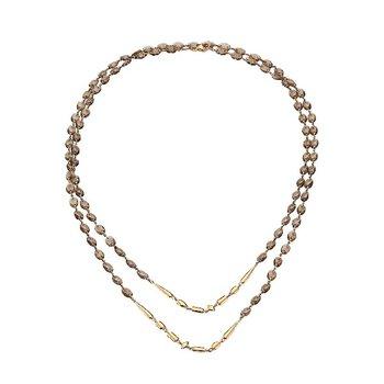 ETHO MARIA Smoky Quartz Necklace