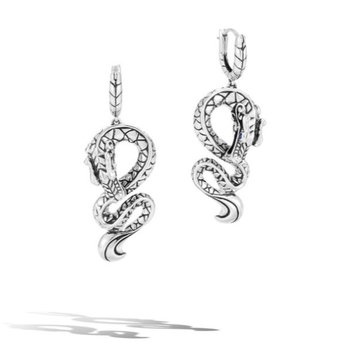 Naga Drop Earrings