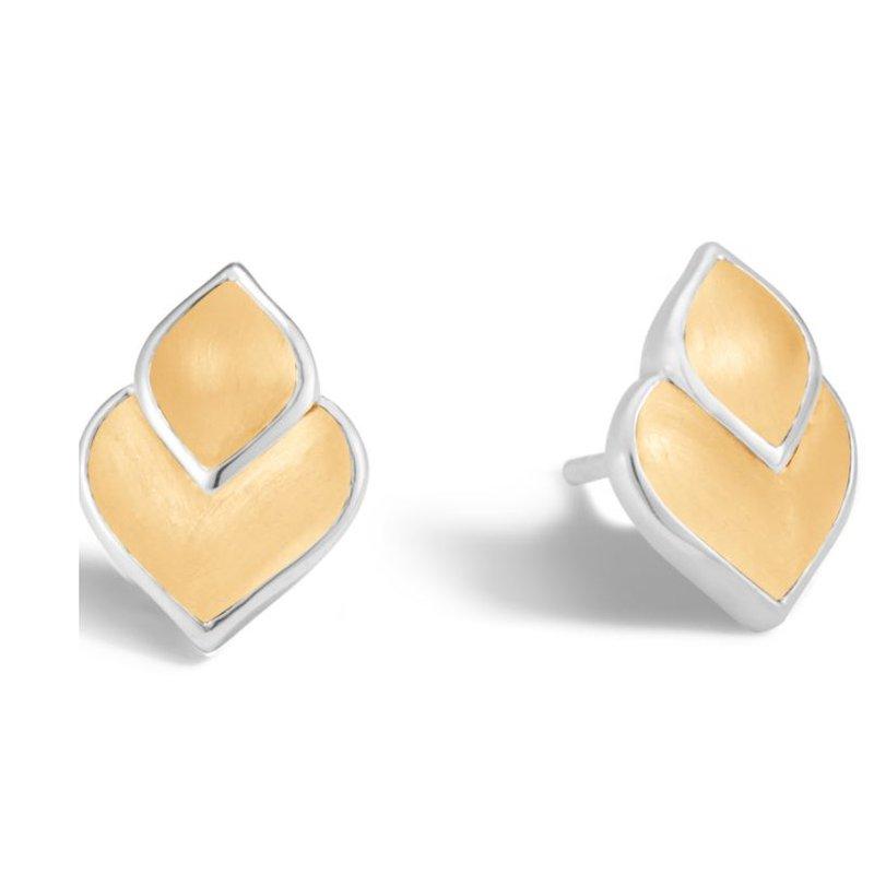 JOHN HARDY Naga Stud Earrings