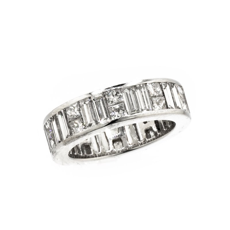 Mazzarese Couture MEN'S DIAMOND ETERNITY WEDDING BAND