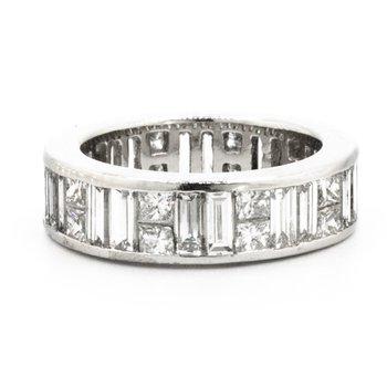MEN'S DIAMOND ETERNITY WEDDING BAND
