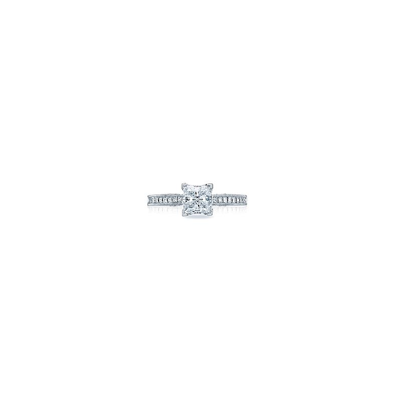 Tacori SIMPLY TACORI PRINCESS ENGAGEMENT RING
