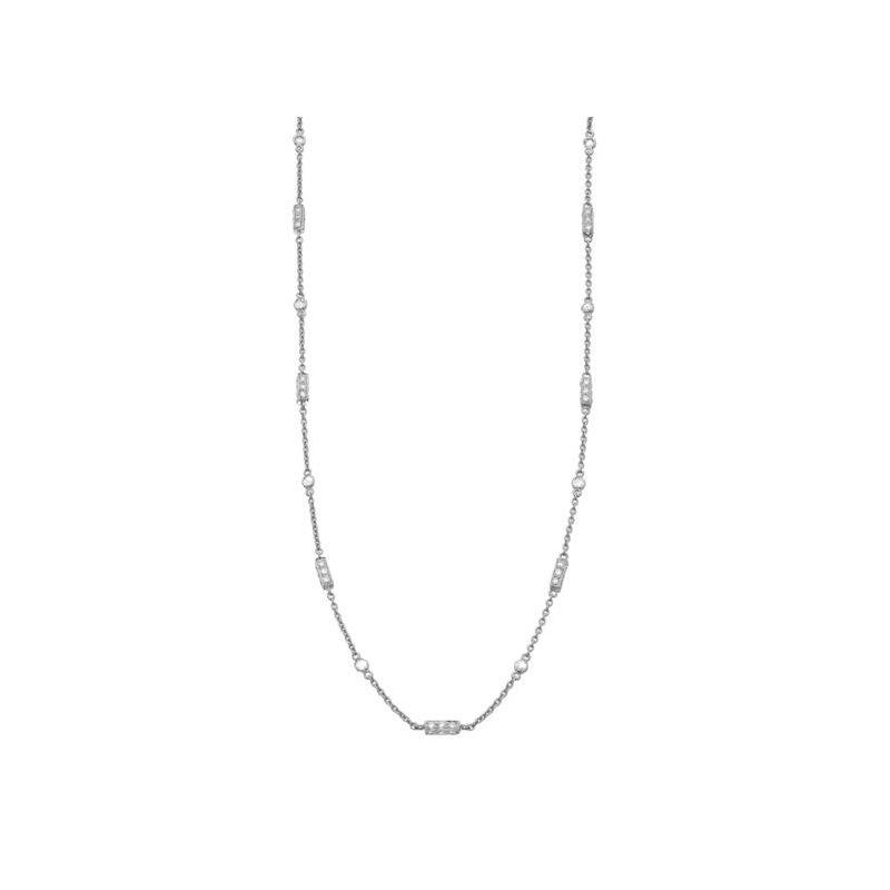 Sethi Couture Sethi Couture Barrel Diamond Chain