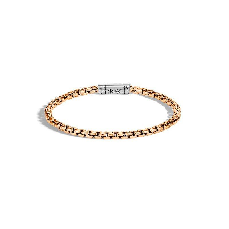 JOHN HARDY Box Chain 4MM Bracelet