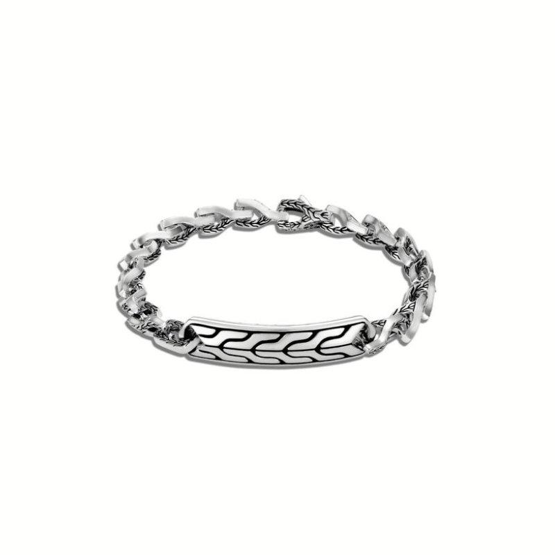 JOHN HARDY Asli Classic Chain Link ID Bracelet