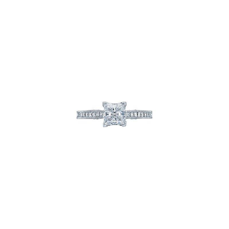 Tacori SIMPLY TACORI PRINCESS CUT ENGAGEMENT RING