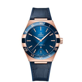 CONSTELLATION CO-AXIAL MASTER CHRONOMETER 41 MM