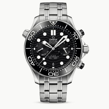 SEAMASTER DIVER 300M CO-AXIAL MASTER CHRONOMETER CHRONOGRAPH 44 MM