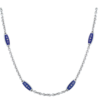 Enamelled Necklace
