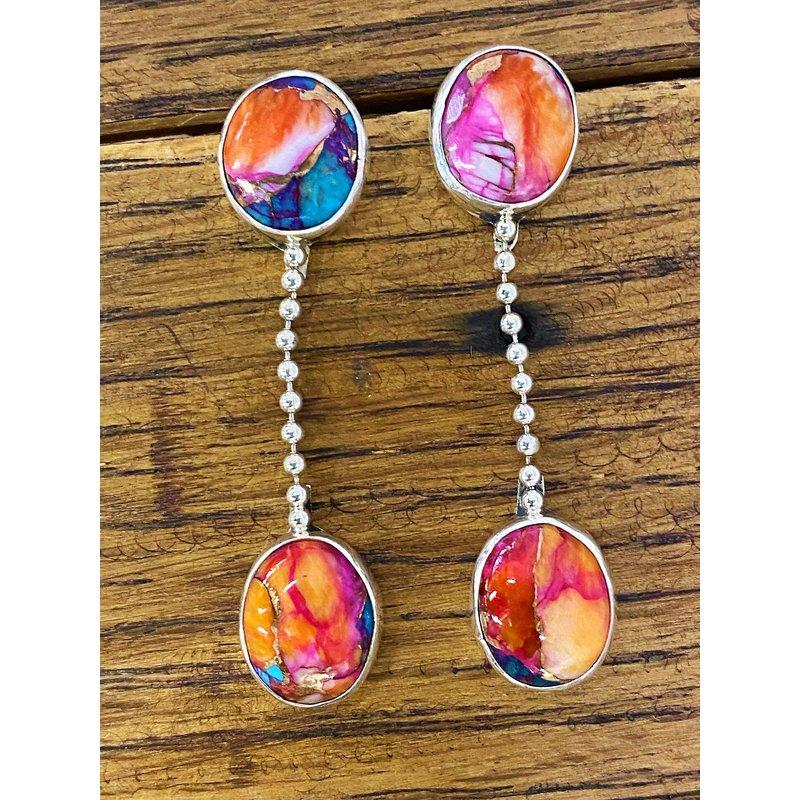 F.A.T Earrings Navajo Earrings