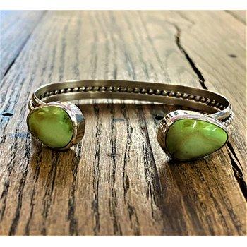 2 Stone Bracelet