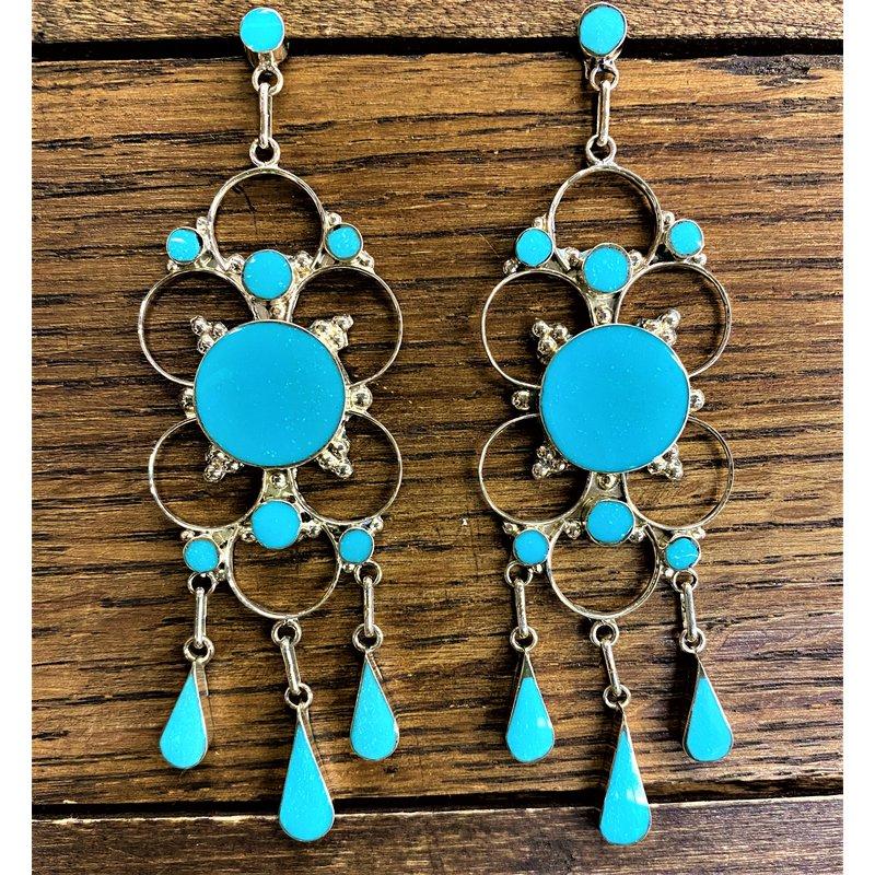 F.A.T Earrings Lace Earrings