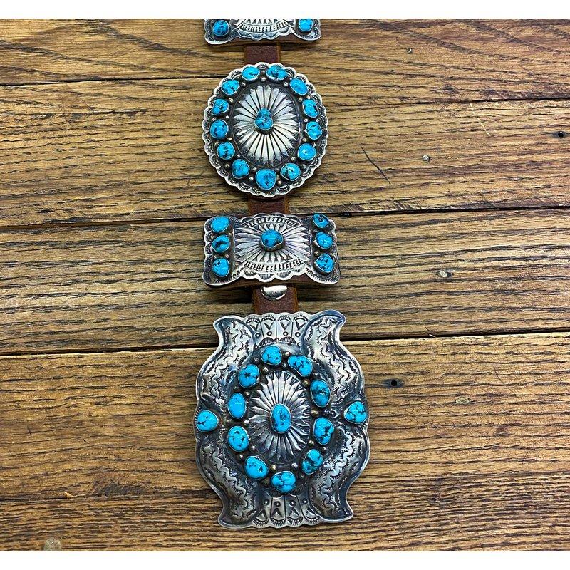 F.A.T Native NM Turquoise Belt
