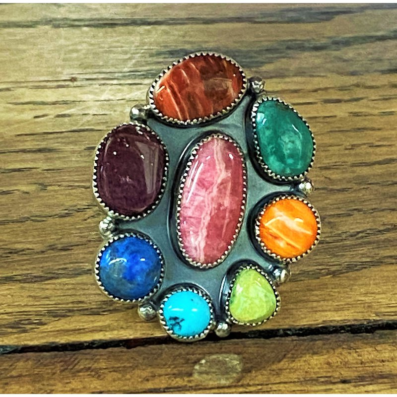 F.A.T Rings Multicolor Ring