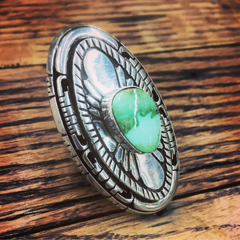 F.A.T Rings Turquoise Ring