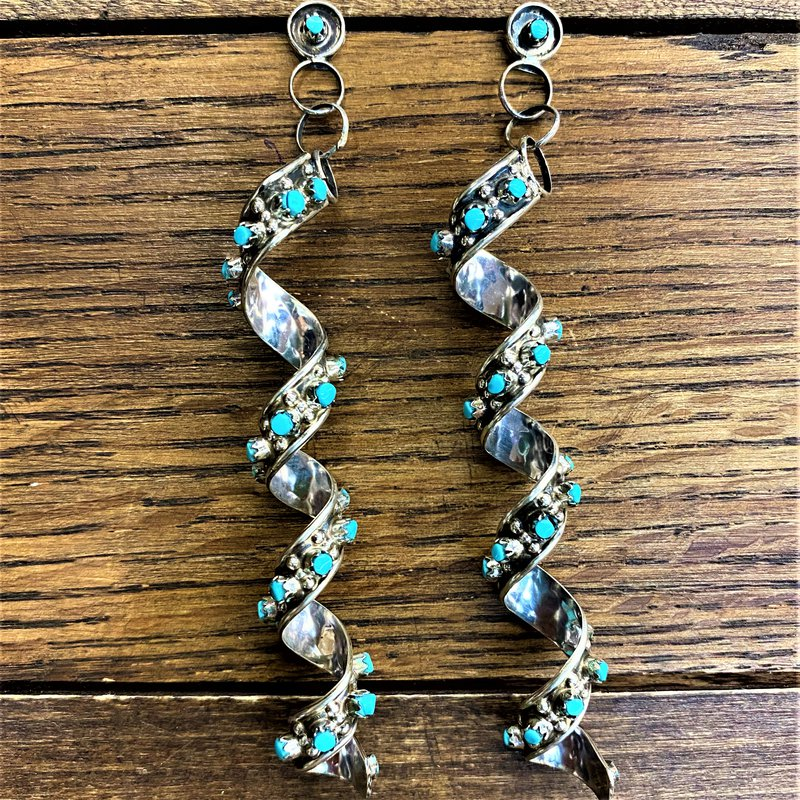 F.A.T Earrings Spiral Earrings
