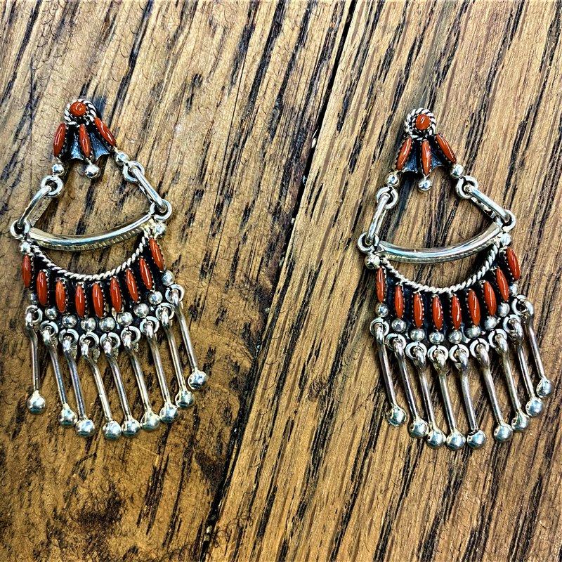 F.A.T Earrings Red Earrings