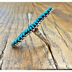 F.A.T Rings Needle and Bead Ring