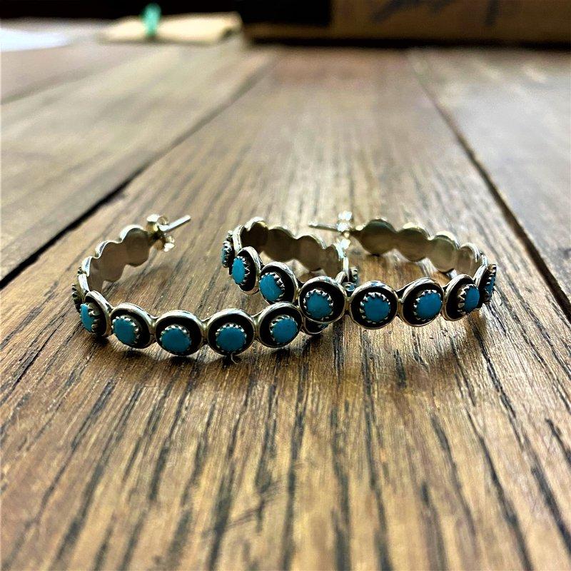 F.A.T Earrings Hoop Earrings