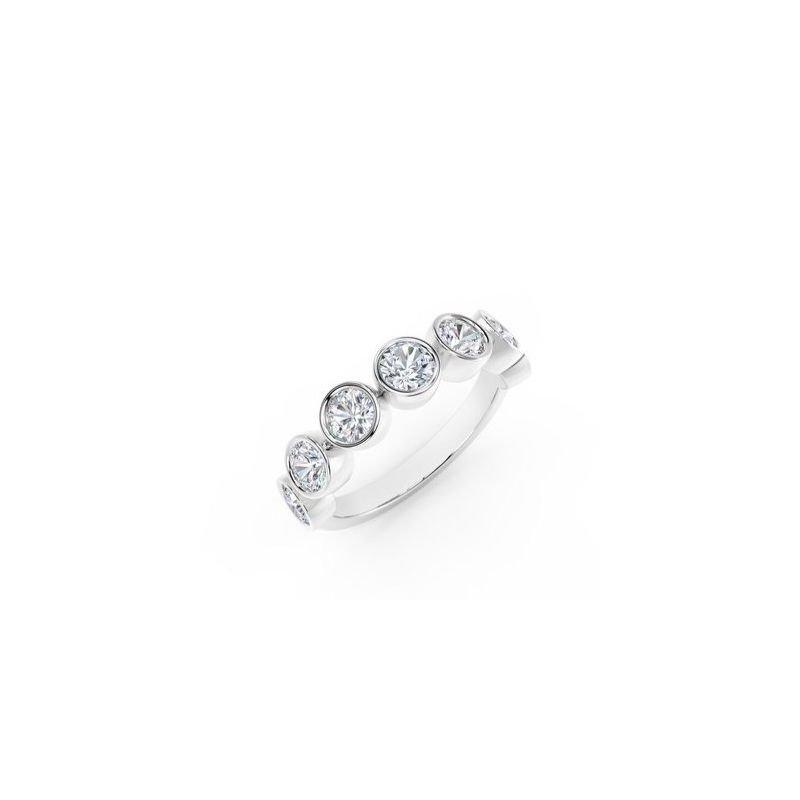 Forevermark The Forevermark Tribute™ Collection Anniversary Diamond Ring