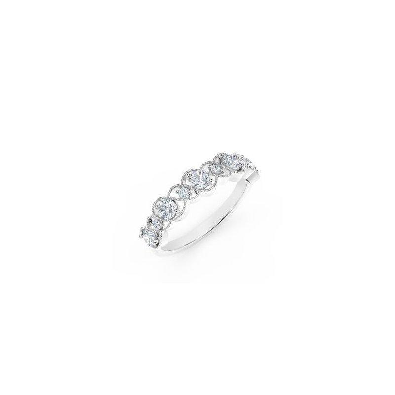 Forevermark The Forevermark Tribute™ Collection Diamond Braided Ring